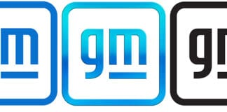 GM lança nova logomarca