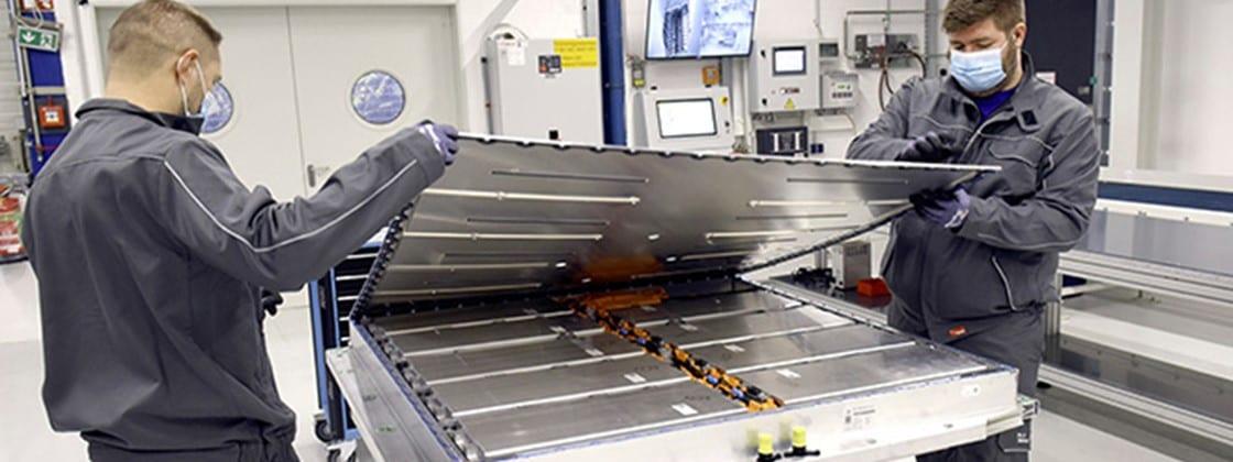 Volkswagen começa a reciclar baterias