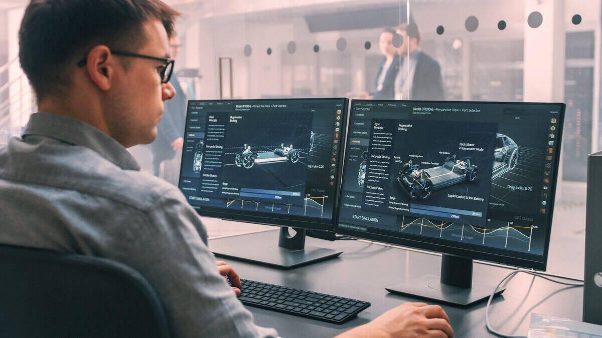 software para conectar carros à nuvem