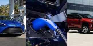 Toyota lançará veículos elétricos nos EUA