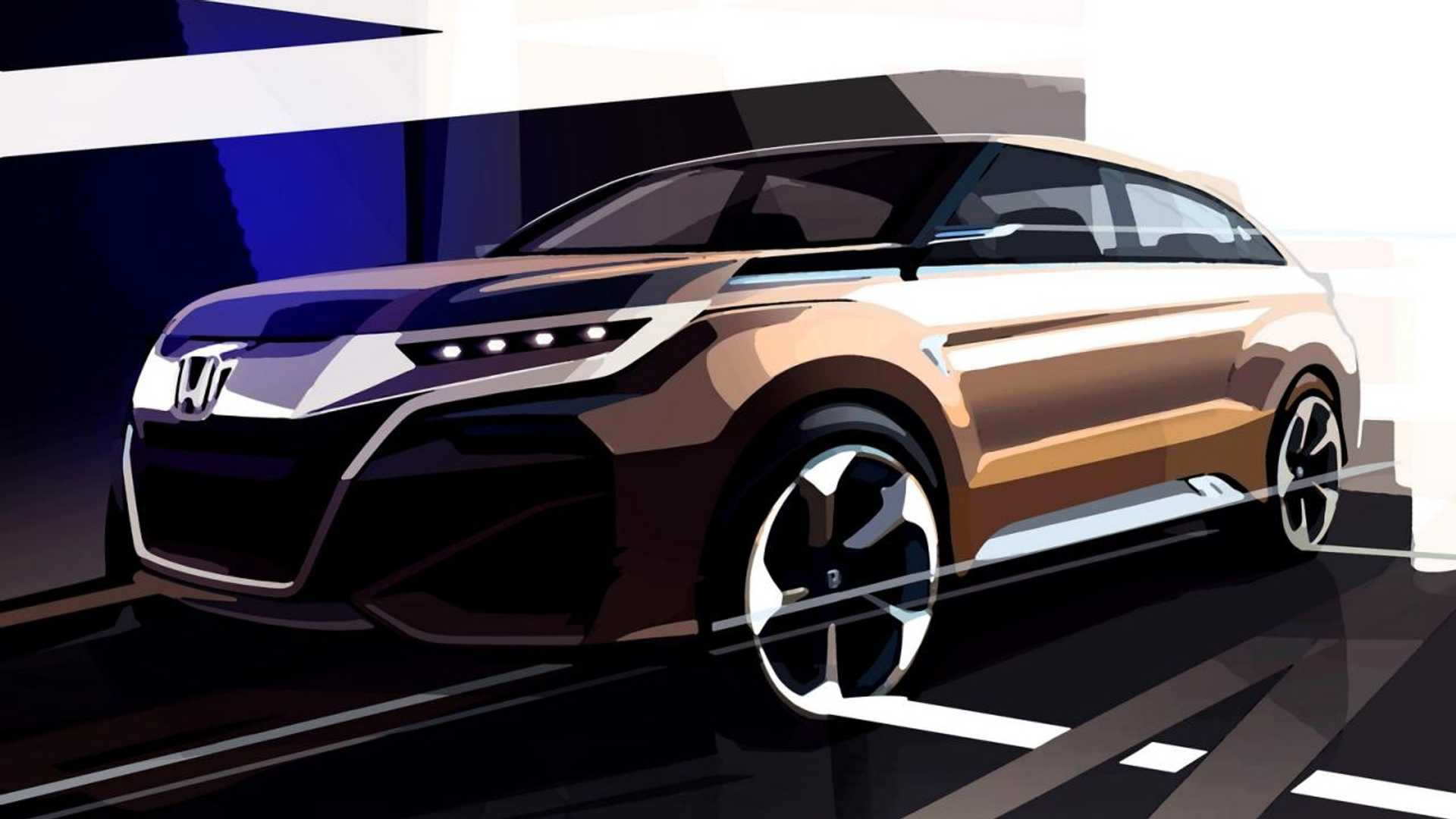 Novo Honda ZR-V
