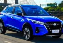 Nissan lança Kicks reestilizado