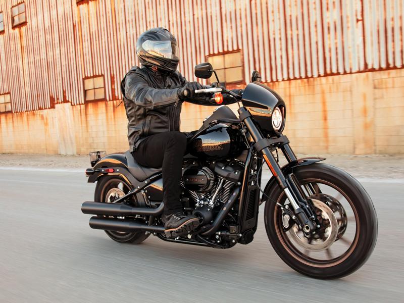 Harley-Davidson linha 2021