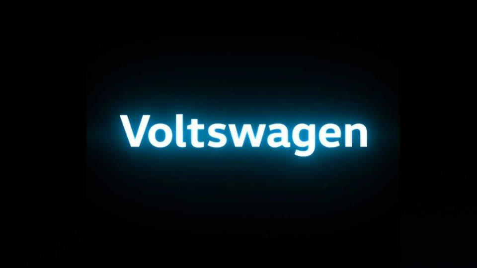 Volkswagen muda o nome