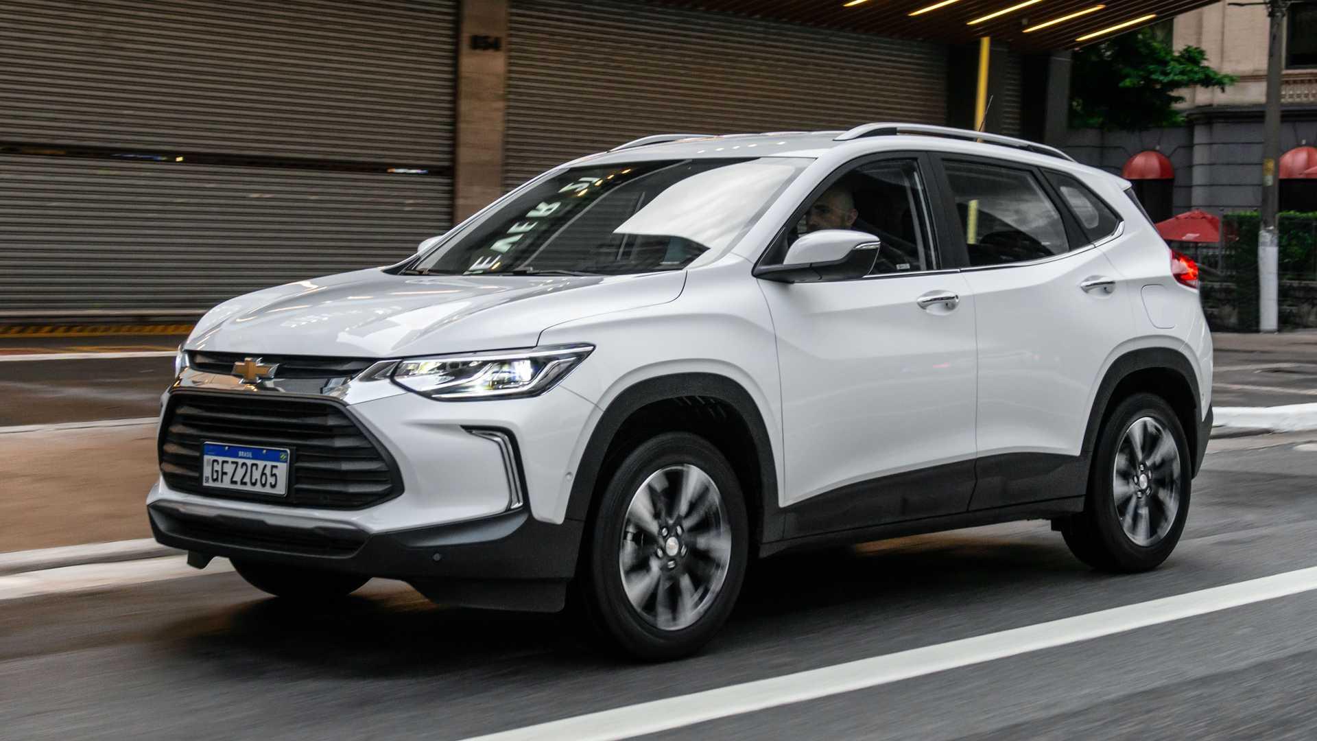 Chevrolet Tracker 2022