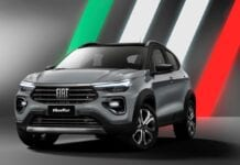 Fiat revela SUV do Argo