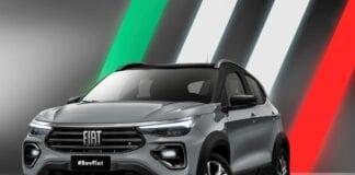 Fiat revela SUV do Argo