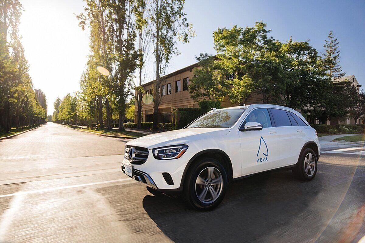 Startup Aeva promete sensor para carros autônomos com 500 m de alcance