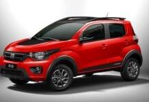 Carros mais vendidos em abril