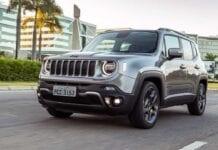 Jeep Renegade aumenta liderança