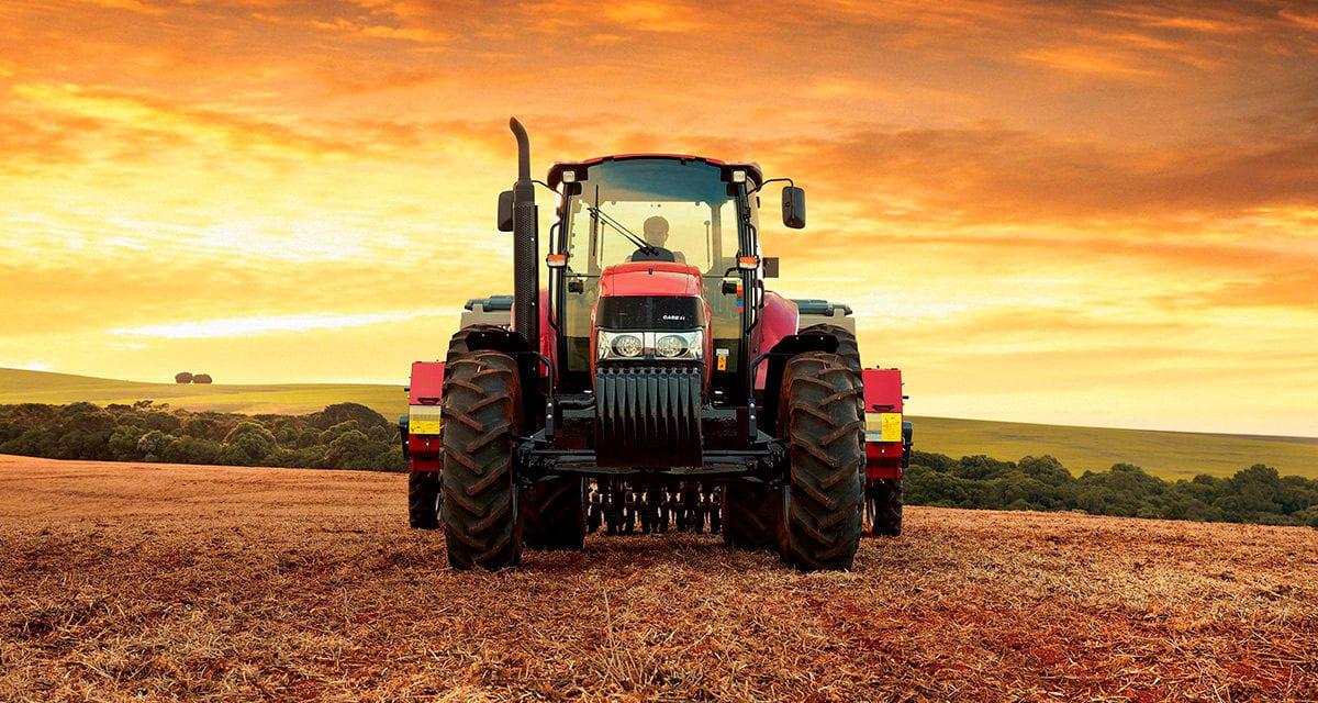 Venda de máquinas agrícolas