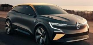 Renault Mégane elétrico
