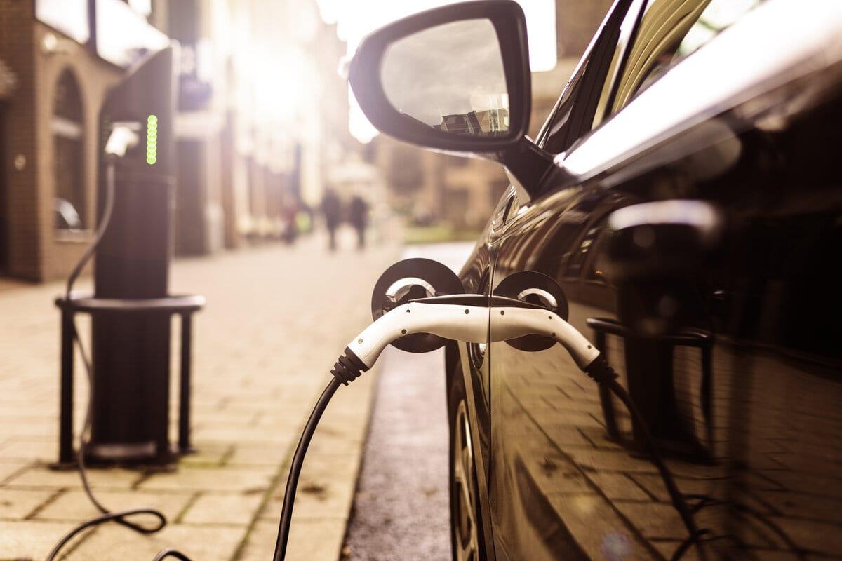 Venda global de veículos elétricos