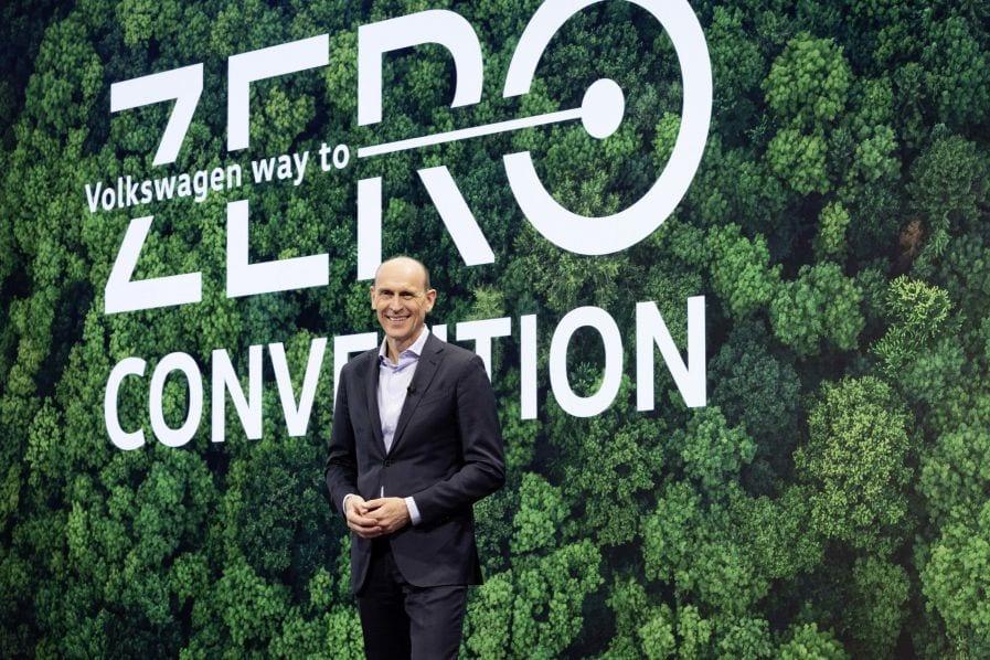 Volkswagen zero carbono