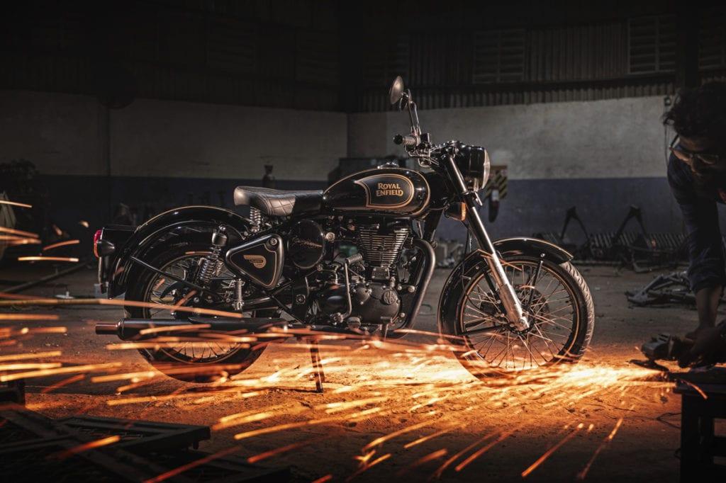 Classic 500 Tribute Black