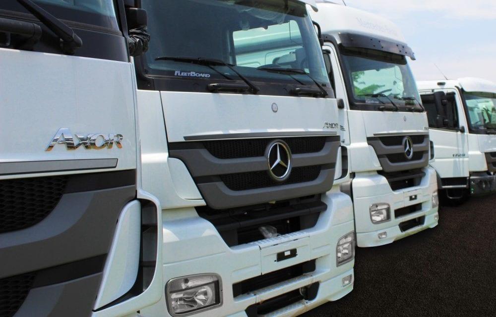 Mercado de caminhões
