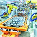 Baterias para veículos elétricos
