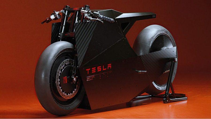 Moto da Tesla