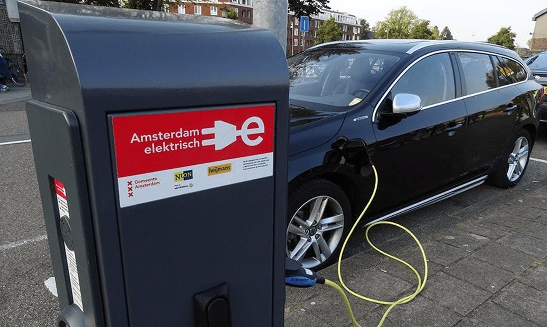 Carros elétricos como opção