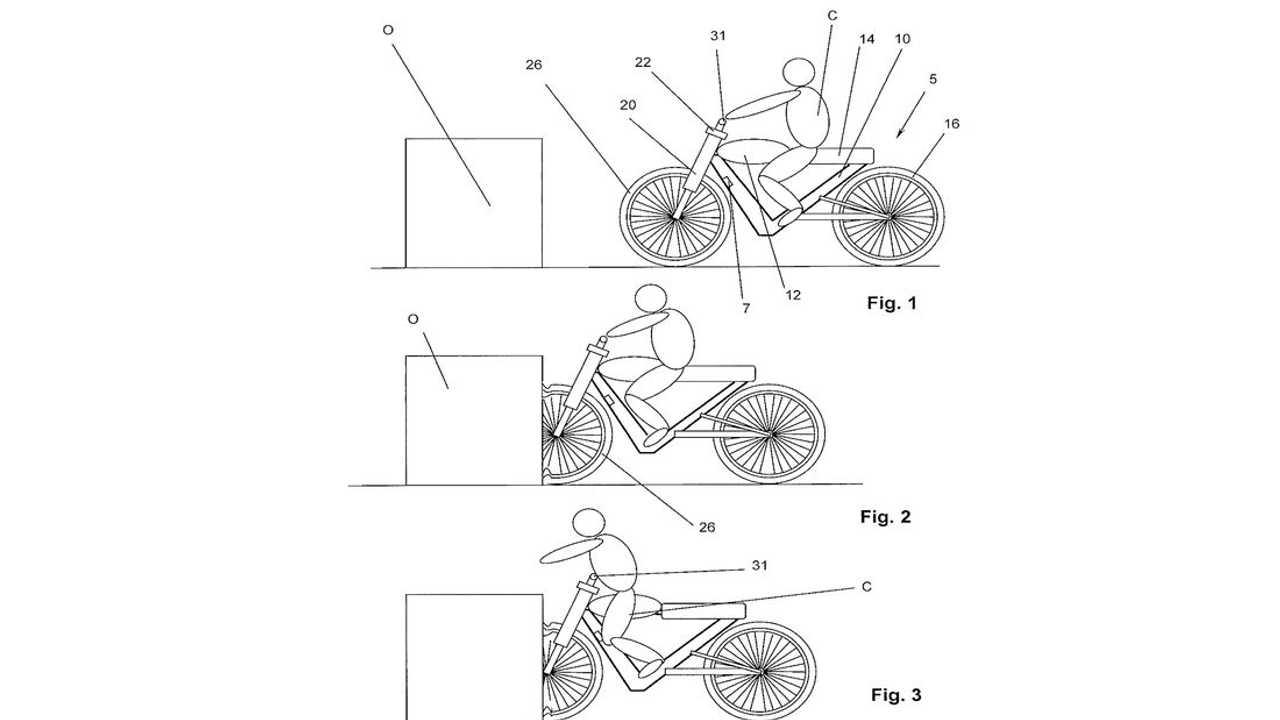 Airbags para motos