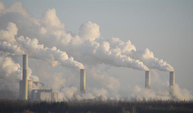 controle de poluição do ar